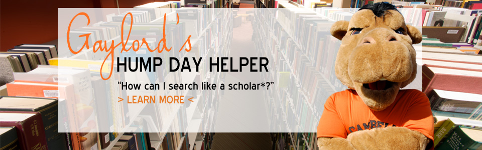 How can I search like a scholar*?